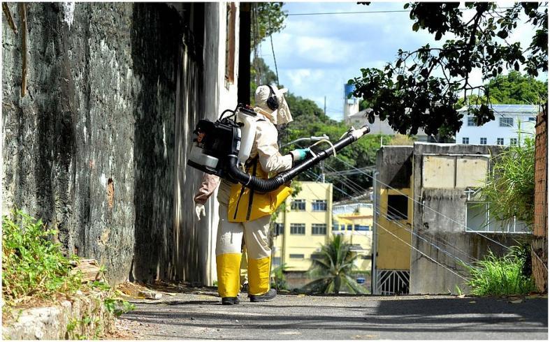 Ações contra dengue